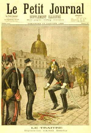 291-Affäre Dreyfus-Le Petit Journal