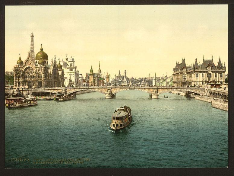 355-Pariser Weltausstellung 1900