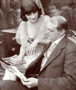 185-Asta Nielsen und Urban Gad-1912